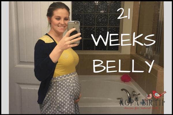Week 21 Pregnancy Pains Belly Pictures Amp Symptoms Kopa