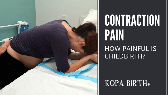 Contraction Pain: How Painful is Childbirth? | Kopa Birth®