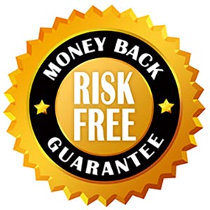 30 day risk free money back guarantee